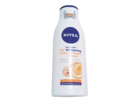 Nivea Lotion Uv Whitening 400ml nivea uv whitening cell repair and protect lotion 400ml 21 60