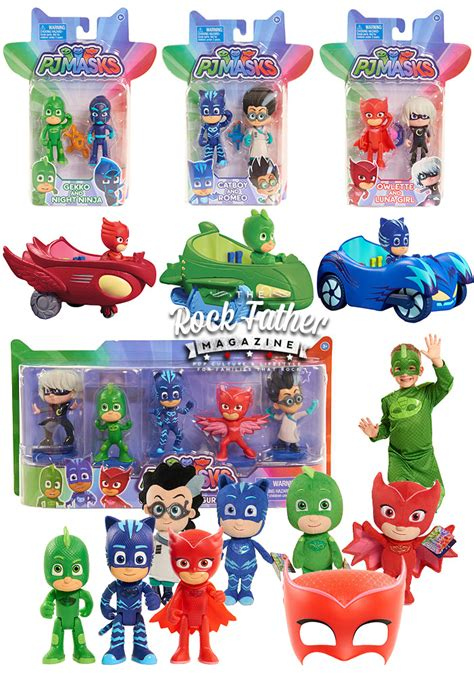 pj masks figures preview pj masks toys and the insider parent panel s