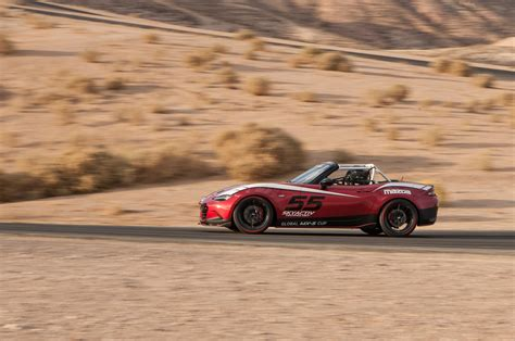 mazda racers mazda motorsports adds factory hardtop for mx 5 miata cup