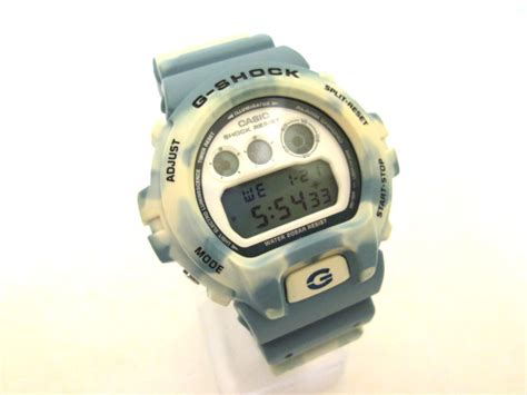 Jam Tangan Casio G Shock Thailand e brand rakuten global market g shock camo blue jam in color jammin color only dw