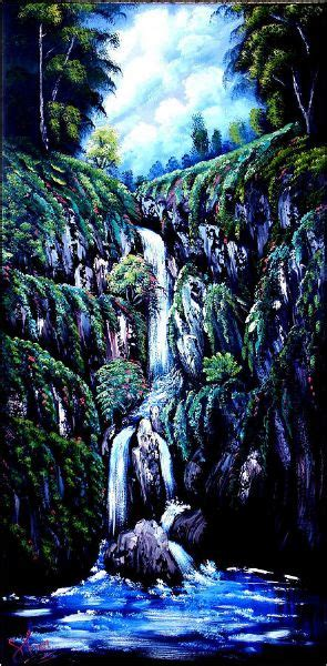 bob ross painting waterfalls bob ross waterfall painting at paintingforsale me