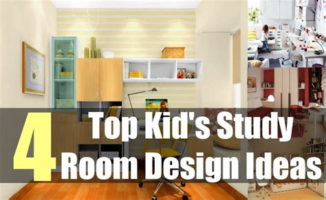 study room for kids 4 top kid s study room design ideas tips to design kid s