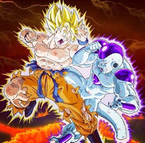 Goku Vs Frieza goku vs frieza anime