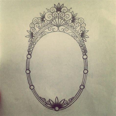 frame tattoos tattoo frames framed tattoo mirror tattoo