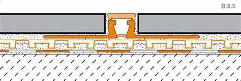 giunti di dilatazione per pavimenti terrazzi giunti di dilatazione e giunti strutturali schl 252 ter systems