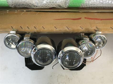 ca fs ls600 oem led projectors for retrofit clublexus