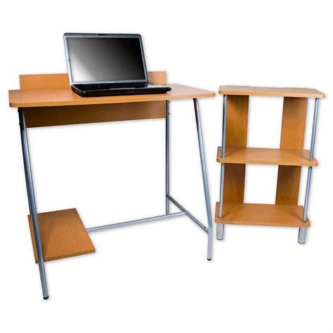 orispace office in a box desk bookcase combo 189407
