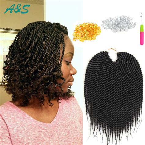 twist for short black thin hair 10 quot thin and short senegalese twist hair micro crochet