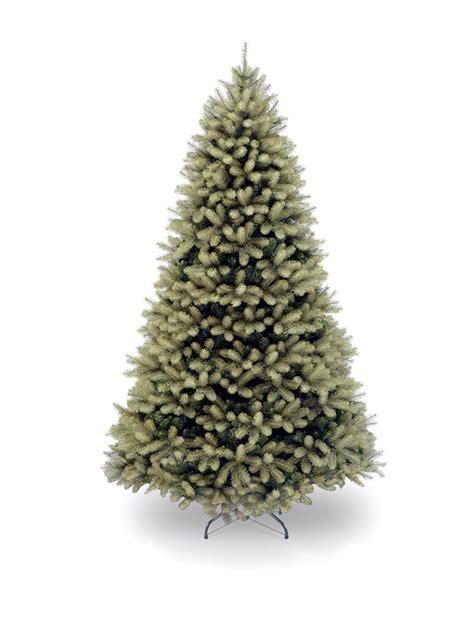 national tree co downswept douglas fir 9 quot green evergreen national tree company 7 5 ft downswept douglas fir tree