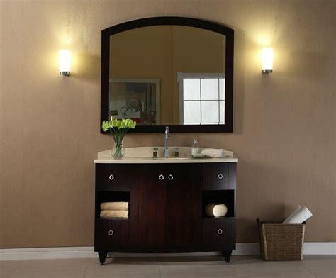 xylem capri 48 inch dark espresso bathroom mirror 48 xylem v capri 48de bathroom vanity bathroom