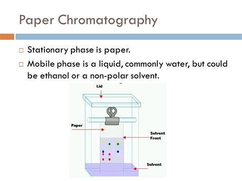 chromatography research paper gas chromatography research paper 28 images gas
