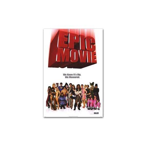 40 epic film essentials epic movie 27 quot x 40 quot original advance us poster