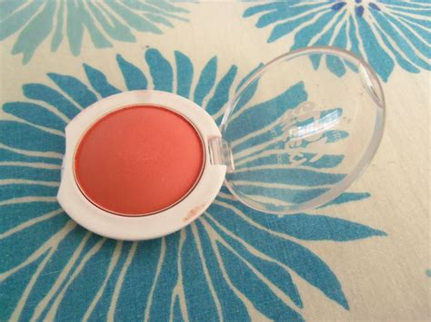 Maybelline Blush On Cheeky Glow Fresh Coral maybelline fresh coral cheeky glow blush reviews makeupera