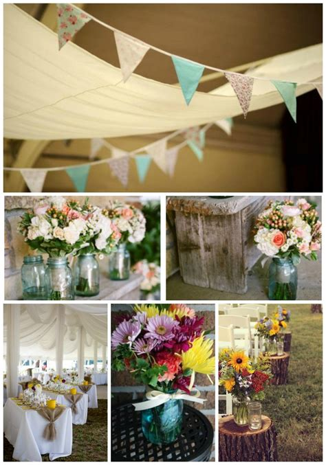 easy summer cottage style and a vintage farm wedding be