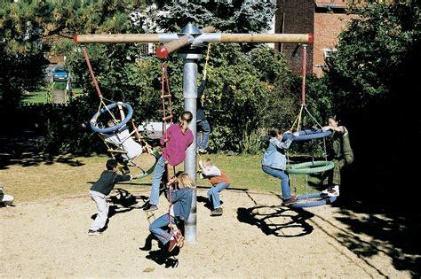 Spinning Swing spinning circus playground centre