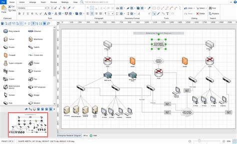 software to draw network diagrams solutions for diagramming and business visualization