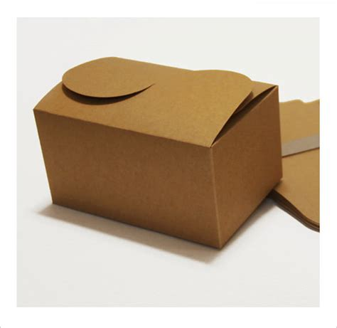 Templates For Cake Boxes   15 amazing cake box templates free premium templates