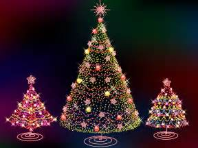 christmas tree wallpaper computer wallpaper free
