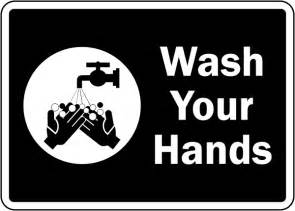 bathroom signs wash your hands wash your hands sign by safetysign com d5811
