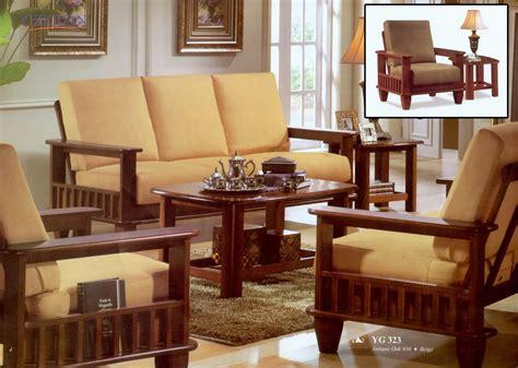 home furniture design philippines wooden sala set