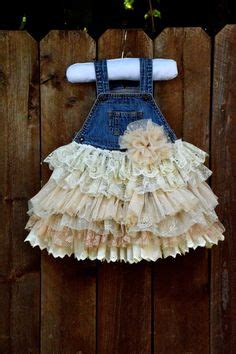 Dress Cool Denim Flower country dresses on country country
