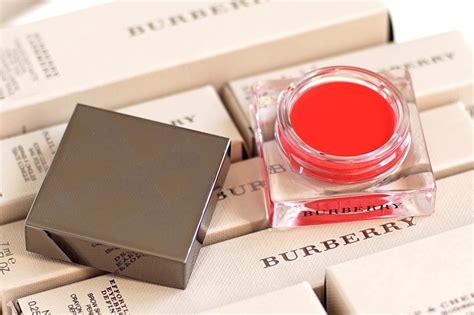 Burberry Lip Cheek Bloom thenotice burberry lip cheek bloom in poppy swatches