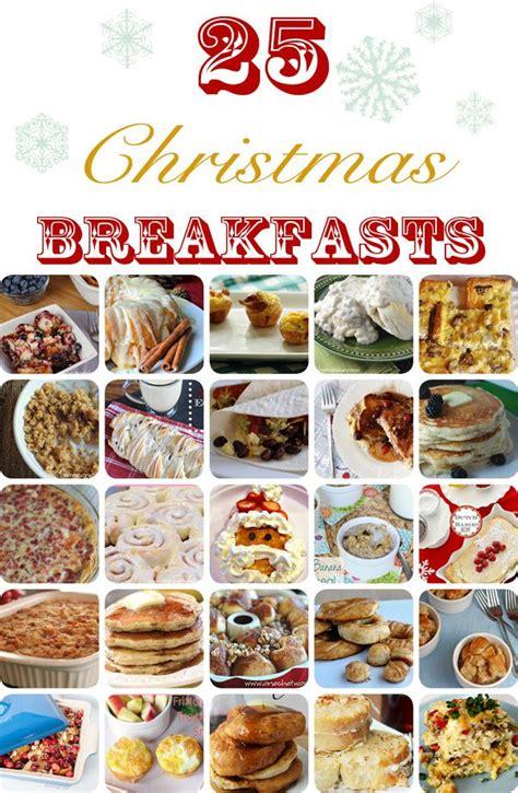 17 best ideas about christmas breakfast on pinterest