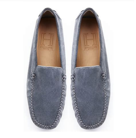 select loafers classic suede positano