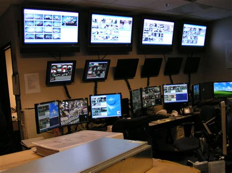 automated surveillance systems in places to secure