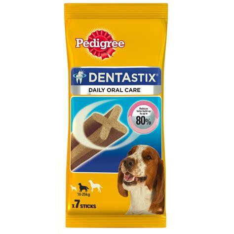 Pedigree Denta Stix Medium 98 Gr pedigree dentastix medium 180g 7tmx