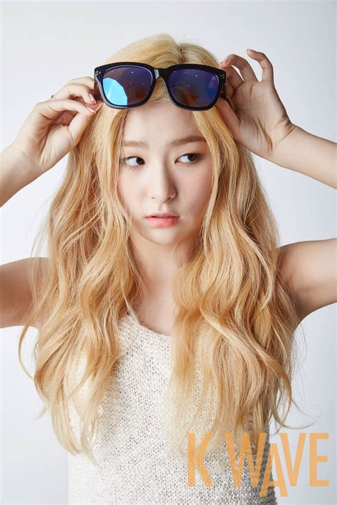 Voted Best Hair Dye | vote seulgi s best hair color daily k pop news