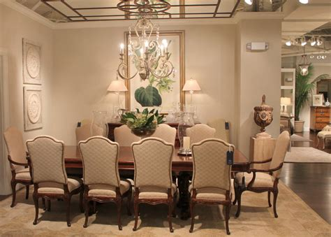 regency dining room furniture charleston regency collection traditional dining room