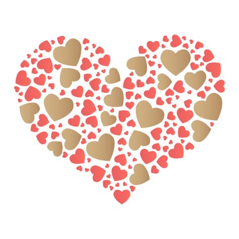 image with hearts hearts icon iconset designbolts