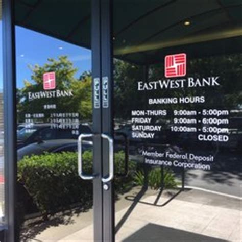 eastwest bank contact number east west bank banks credit unions 1728 hostetter rd