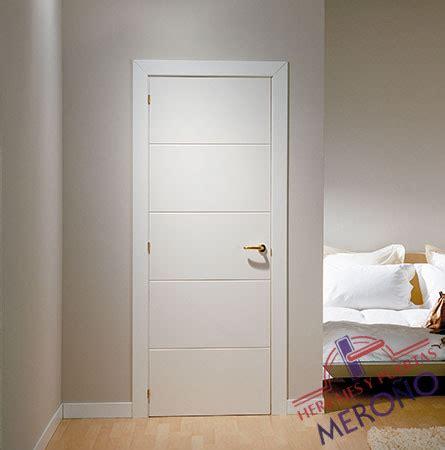 puertas blancas interior puertas lacadas blancas de interiores mod 8500
