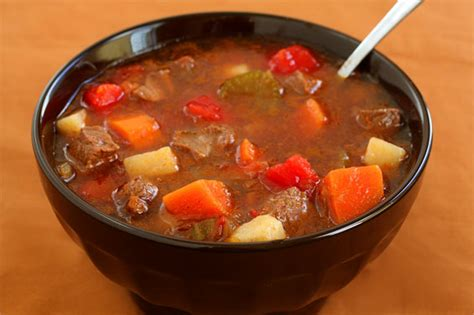 vegetable beef soup recipe steak soup vegetable beef soup recipe gimme some oven
