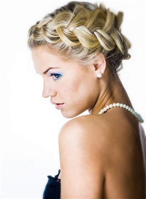 Brautfrisuren Für Kurze Haare by Edle Frisuren Mittellanges Haar