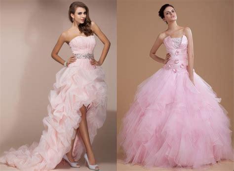 Brautkleider In Rosa by Persunkleid Elegante Abendkleider Ballkleider