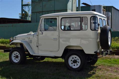 1980 Toyota Land Cruiser Toyota Land Cruiser Bj41 1980 Diesel K Land Cruiser Of