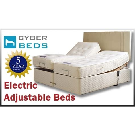 furmanac mibed 5ft adjustable electric bed pocket sprung mattresses free delivery and
