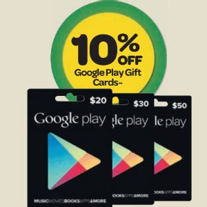 Google Play Gift Card Cheap - expired 10 off google play gift cards at woolworths gift cards on sale