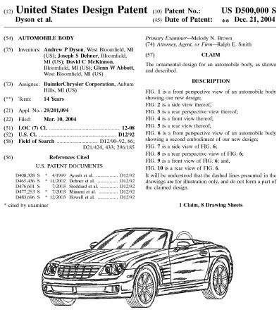 design patent certificate of correction 2008 patently o