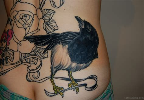 crow and roses tattoo 38 top tattoos for back
