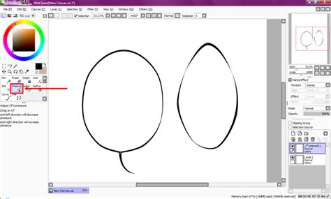 paint tool sai pressure tool paint tool sai speech bubbles tutorial by draconianrain on