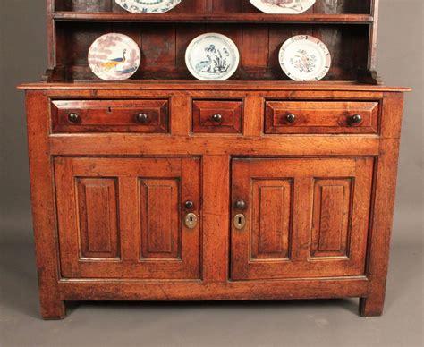 Antique Oak Dressers For Sale by Antique Oak Dresser And Rack For Sale At 1stdibs