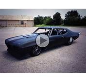 The Crow Big Chiefs 1970 Pontiac Le Mans Turned Into A