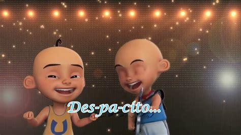 despacito upin ipin despacito original video music by justin beiber feat upin