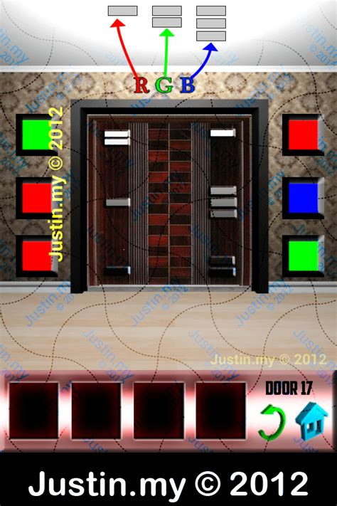 solution 100 doors room rescue 100 doors iphone level 34
