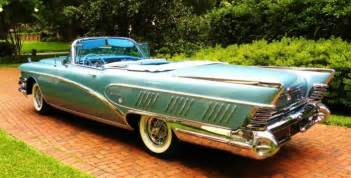 1958 Buick Convertible Hooniverse Fabulous Fins Weekend A 1958 Buick Limited