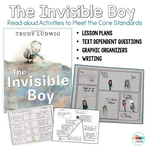 the invisible plan books 17 best images about read alouds on big words